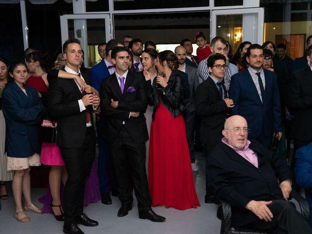 La boda de Carlos y Rut en Madrid, Madrid 565