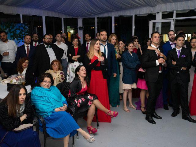 La boda de Carlos y Rut en Madrid, Madrid 566