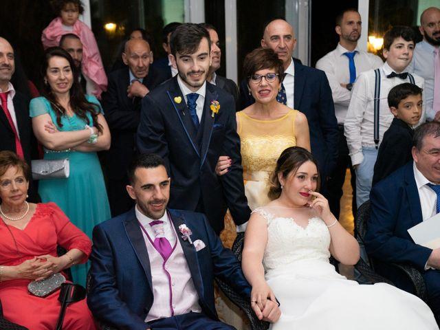 La boda de Carlos y Rut en Madrid, Madrid 567