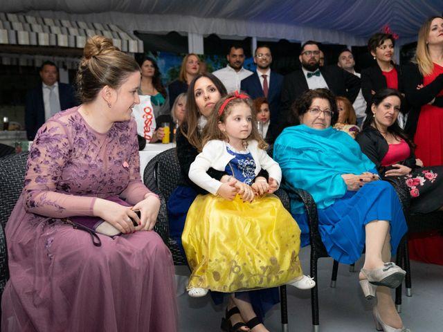 La boda de Carlos y Rut en Madrid, Madrid 568