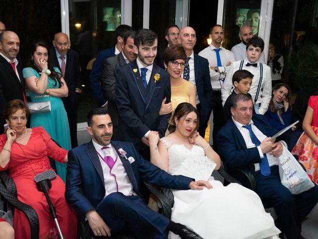 La boda de Carlos y Rut en Madrid, Madrid 569