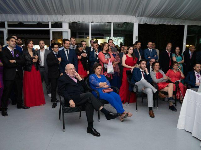 La boda de Carlos y Rut en Madrid, Madrid 571
