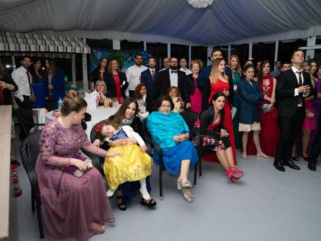 La boda de Carlos y Rut en Madrid, Madrid 572