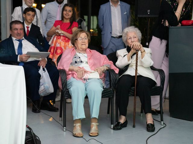 La boda de Carlos y Rut en Madrid, Madrid 573