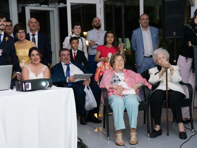 La boda de Carlos y Rut en Madrid, Madrid 574