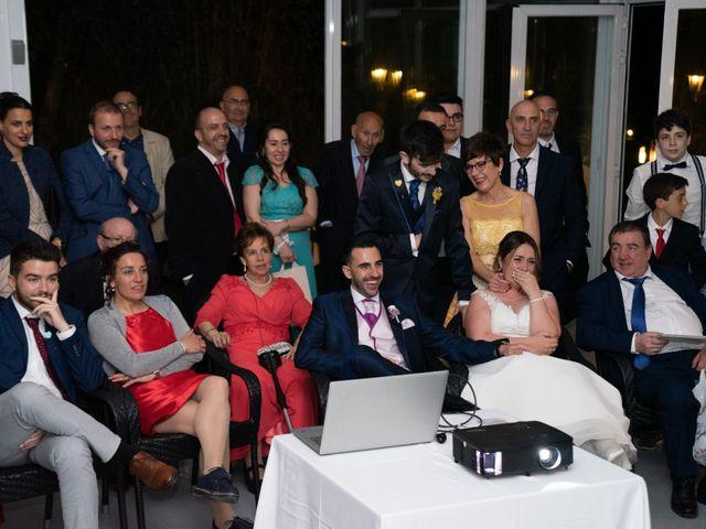 La boda de Carlos y Rut en Madrid, Madrid 575