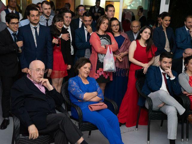 La boda de Carlos y Rut en Madrid, Madrid 576
