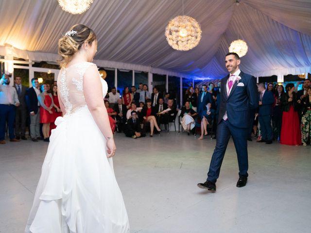 La boda de Carlos y Rut en Madrid, Madrid 577