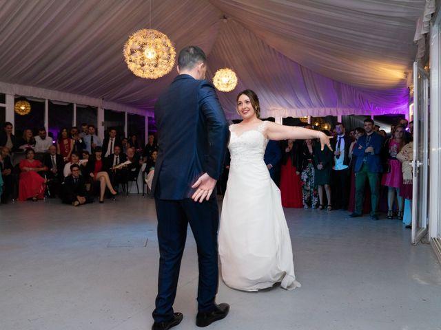 La boda de Carlos y Rut en Madrid, Madrid 578