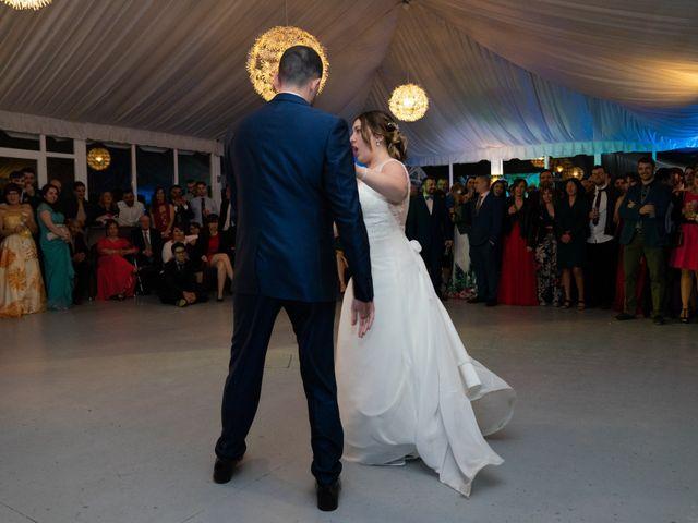 La boda de Carlos y Rut en Madrid, Madrid 579