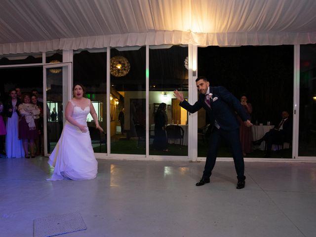 La boda de Carlos y Rut en Madrid, Madrid 580