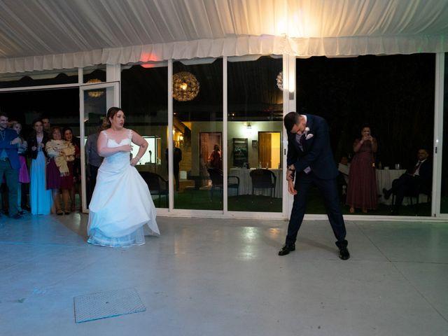 La boda de Carlos y Rut en Madrid, Madrid 581
