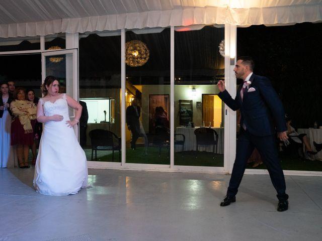 La boda de Carlos y Rut en Madrid, Madrid 582