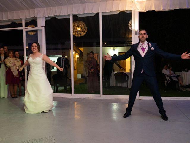 La boda de Carlos y Rut en Madrid, Madrid 583