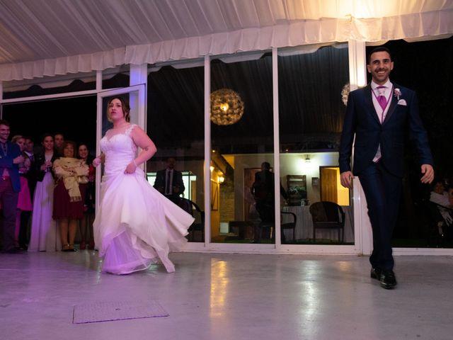 La boda de Carlos y Rut en Madrid, Madrid 585