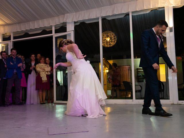 La boda de Carlos y Rut en Madrid, Madrid 586