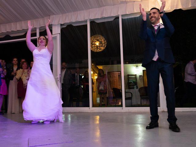 La boda de Carlos y Rut en Madrid, Madrid 587