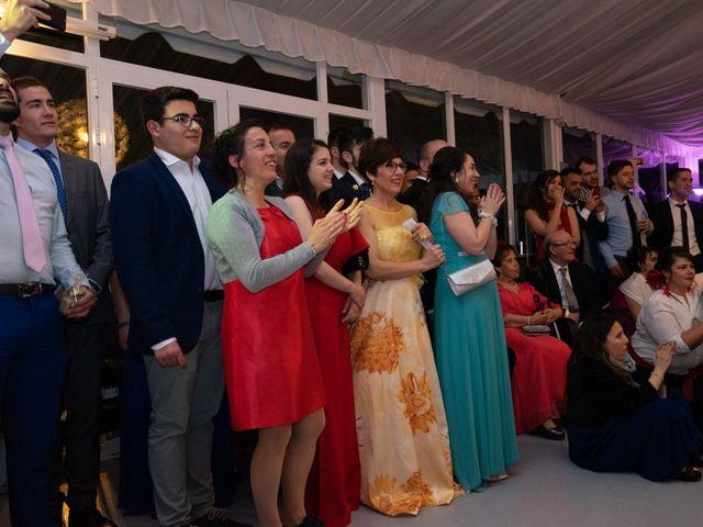 La boda de Carlos y Rut en Madrid, Madrid 589