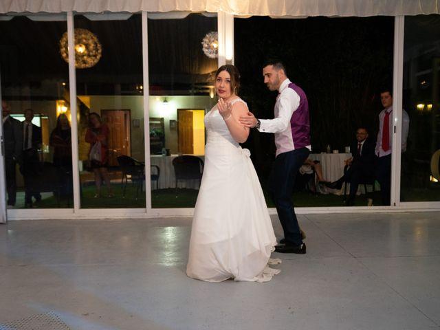 La boda de Carlos y Rut en Madrid, Madrid 590
