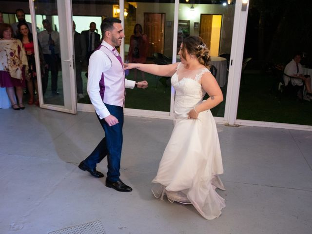 La boda de Carlos y Rut en Madrid, Madrid 593
