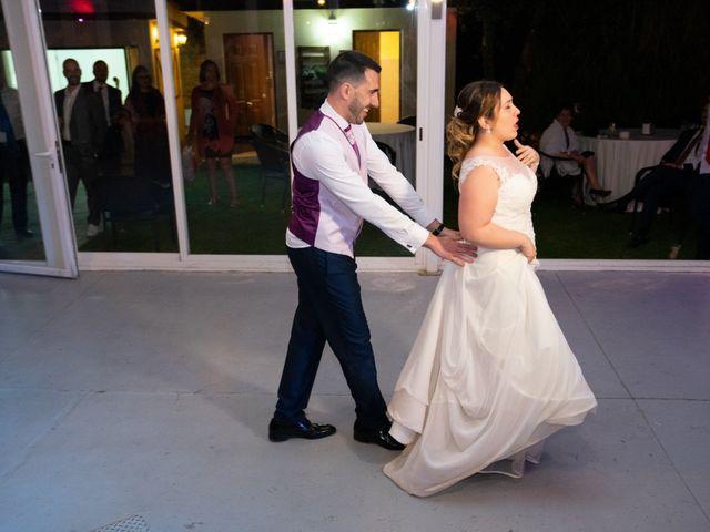 La boda de Carlos y Rut en Madrid, Madrid 594