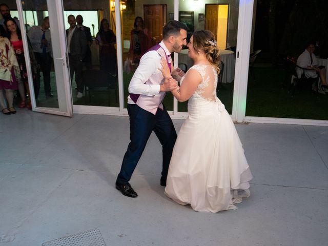 La boda de Carlos y Rut en Madrid, Madrid 595