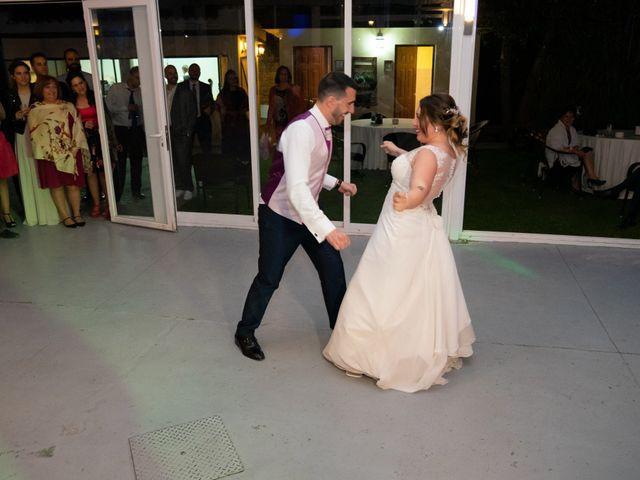 La boda de Carlos y Rut en Madrid, Madrid 596