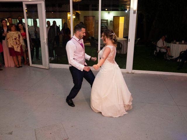 La boda de Carlos y Rut en Madrid, Madrid 598