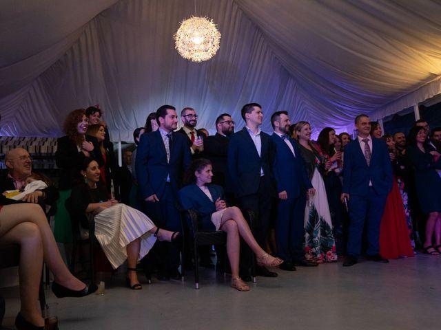 La boda de Carlos y Rut en Madrid, Madrid 601