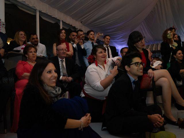 La boda de Carlos y Rut en Madrid, Madrid 602