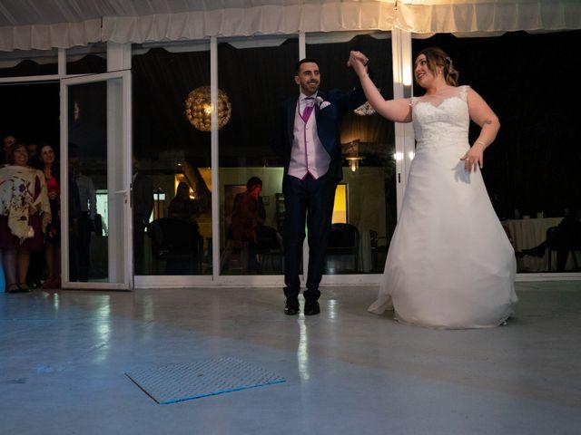 La boda de Carlos y Rut en Madrid, Madrid 603
