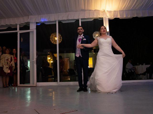 La boda de Carlos y Rut en Madrid, Madrid 604