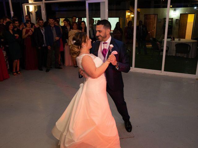 La boda de Carlos y Rut en Madrid, Madrid 606