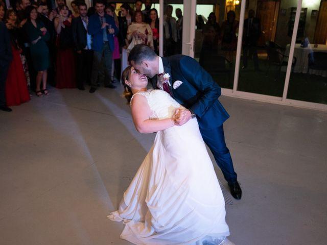 La boda de Carlos y Rut en Madrid, Madrid 607