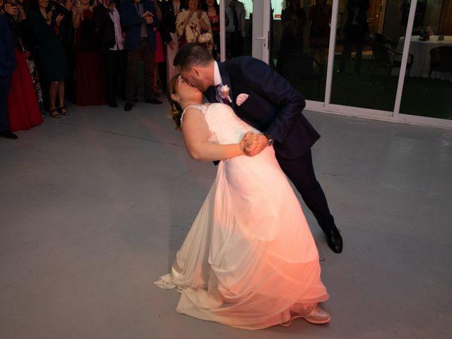 La boda de Carlos y Rut en Madrid, Madrid 608