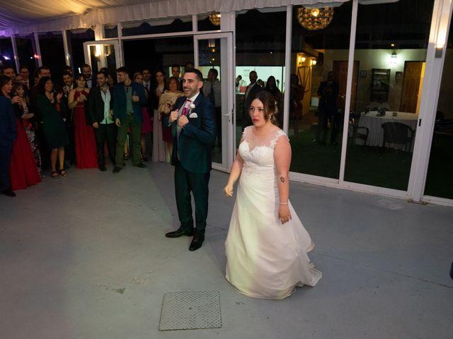 La boda de Carlos y Rut en Madrid, Madrid 610