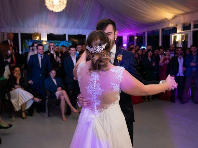 La boda de Carlos y Rut en Madrid, Madrid 611