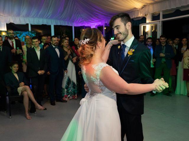 La boda de Carlos y Rut en Madrid, Madrid 612