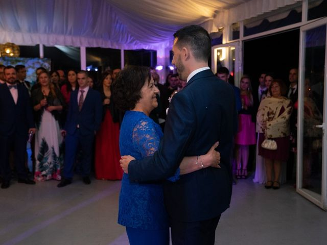 La boda de Carlos y Rut en Madrid, Madrid 614