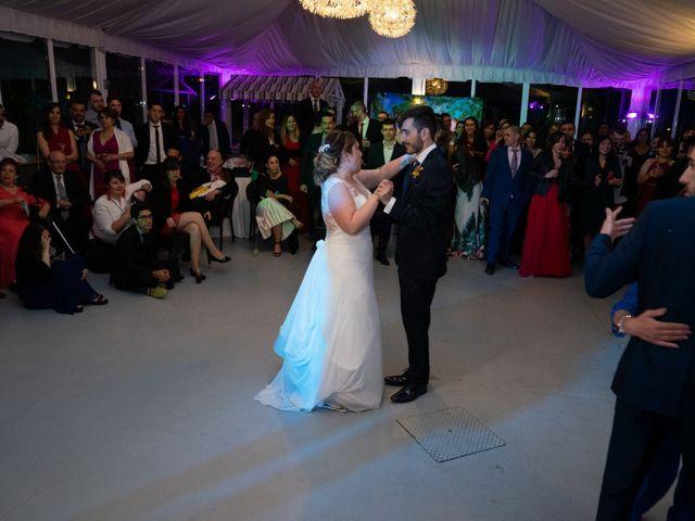 La boda de Carlos y Rut en Madrid, Madrid 615