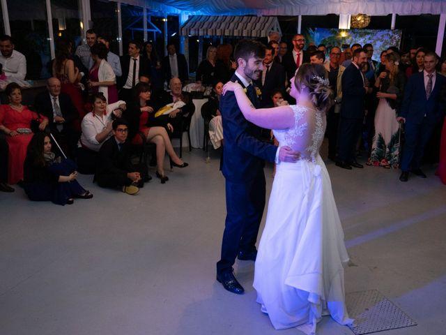 La boda de Carlos y Rut en Madrid, Madrid 616