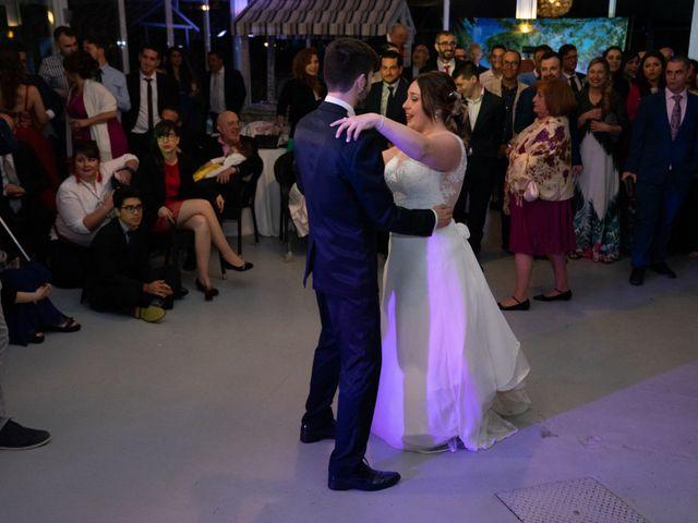 La boda de Carlos y Rut en Madrid, Madrid 617