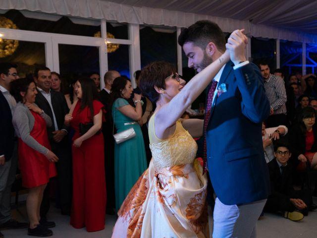 La boda de Carlos y Rut en Madrid, Madrid 618