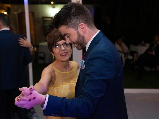 La boda de Carlos y Rut en Madrid, Madrid 621