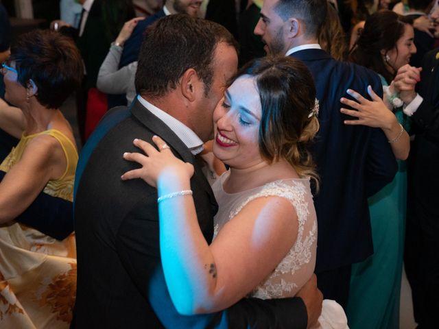 La boda de Carlos y Rut en Madrid, Madrid 623