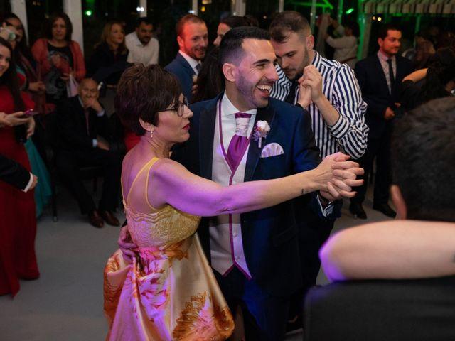 La boda de Carlos y Rut en Madrid, Madrid 624