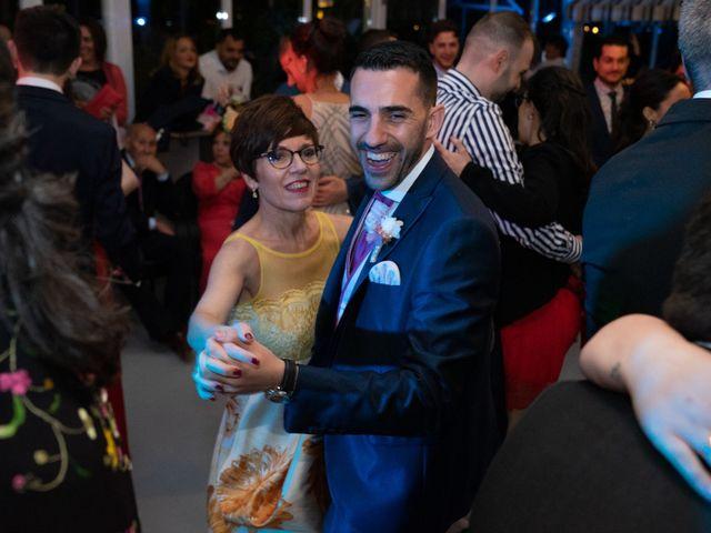 La boda de Carlos y Rut en Madrid, Madrid 625