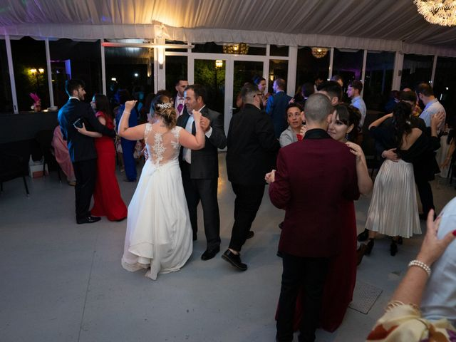 La boda de Carlos y Rut en Madrid, Madrid 629