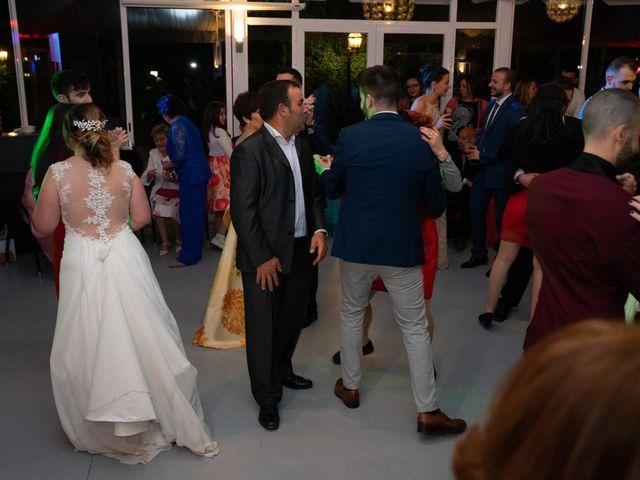 La boda de Carlos y Rut en Madrid, Madrid 630