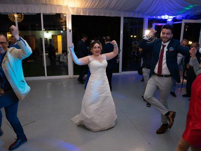 La boda de Carlos y Rut en Madrid, Madrid 633